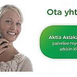 Tampereen Aktiasta pankki- ja rahoituspalvelut