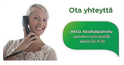 Aktia Pankki Oyj arkistot - e-tampere.fi