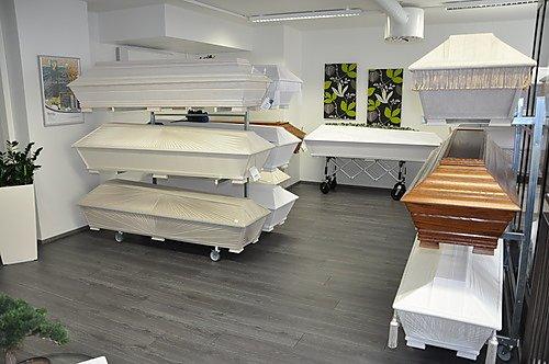 Hautaustoimisto Mielonen - Tampere - Arkut