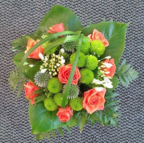Kauniit kukkakimput Koillis-Kukasta