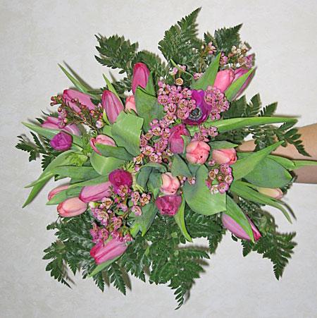 Nina Flora - Kauniit kukkakimput arkeen ja juhlaan
