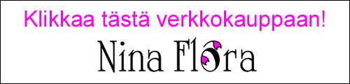 Kukkakauppa Nina Flora - Tampereen Tammelassa