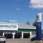 Euromaster Tampere Lakalaiva, Korjaamonkatu 1, 33840 Tampere