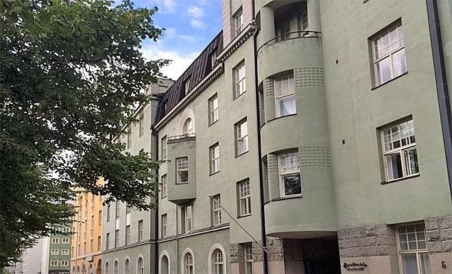 Hämeenpuisto - Jugend - Tampere - Finland
