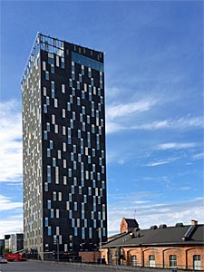 Hotel Tower Tampere - Finland