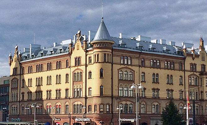 Commercen talo - Tampere | Commerce Residendes