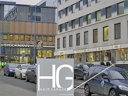 Hair Garage, Kyttälänkatu 8, 33100 Tampere. Tervetuloa!