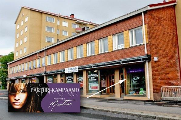Parturi Kampaamo Hiusstudio Minttu, Teiskontie 22, 33540 Tampere