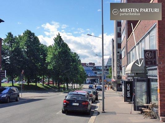MIESTEN PARTURI - Parturikeskus, Suvantokatu 11, 33100 Tampere. Tervetuloa!