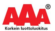 Sähköasennusliike Sähkö OK - Tampere - Korkein luottoluokitus