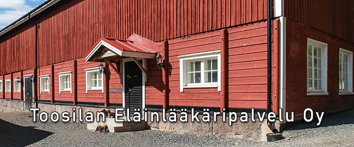 Toosilan Eläinlääkäripalvelu Oy, Toosilanniementie 203, 36120 Suinula (Kangasala)