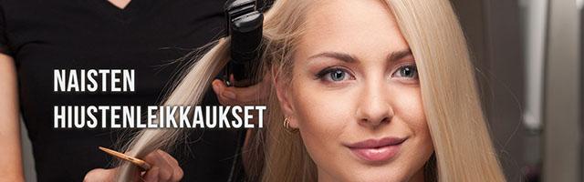 Naisten hiustenleikkaukset - Tukkasampo