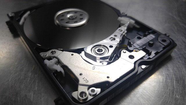 Datan palautukset kaikilta muistilaitteilta